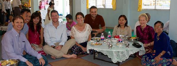 International School of Myanmar Staff 1