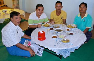 International School of Myanmar Staff 3