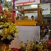 Team 4: Loom and Flowers<br /> Mahoe Robe Weaving Competition<br /> Shwedagon Pagoda<br /> <br /> Yangon, Burma<br /> 27 November 2012