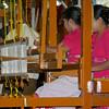 Team 9: Weavers<br /> Mahoe Robe Weaving Competition<br /> Shwedagon Pagoda<br /> <br /> Yangon, Burma<br /> 27 November 2012