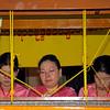 Team 2: Weavers<br /> Mahoe Robe Weaving Competition<br /> Shwedagon Pagoda<br /> <br /> Yangon, Burma<br /> 27 November 2012