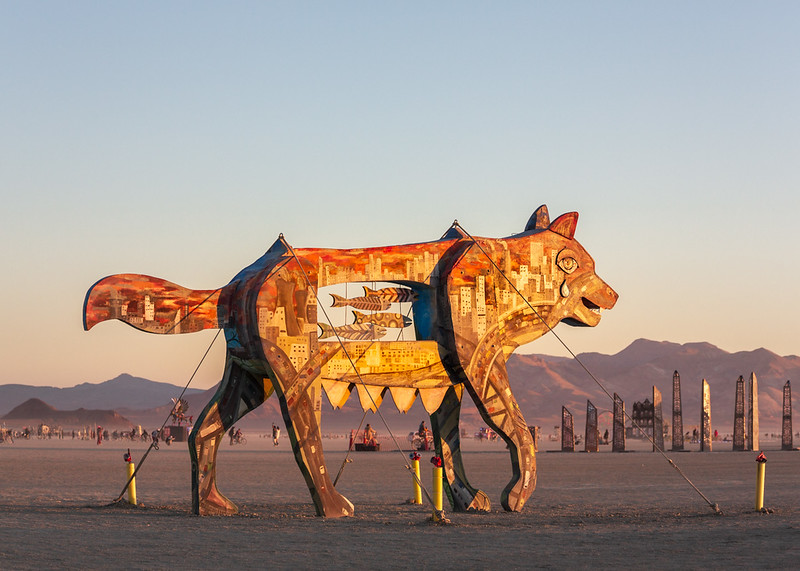 Shewolf by Chris Mack