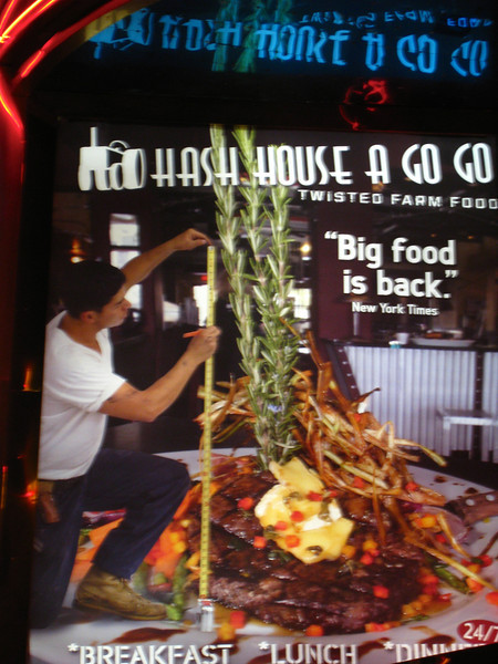 Hash House A Go Go… Twisted Farm Foo sounds about right for hashers