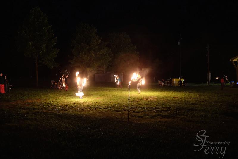 Fahrenheit Friday night Burn Field