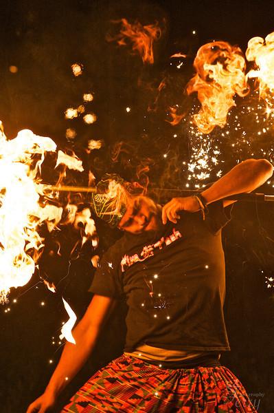 Fahrenheit Fire & Flow Arts Festival  (Jun, 2014)