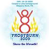 Frostburn 2009 logo, Share the Warmth