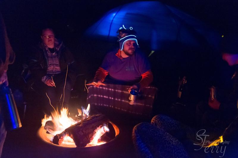 Frostburn 2017; Marvin's Mountaintop Cascade, WV