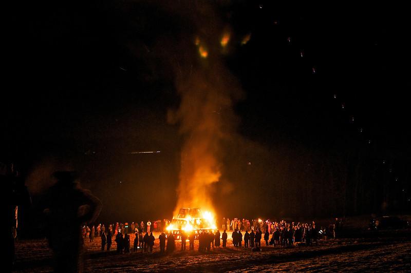 Frostburn 2013  The Burn  Camp Kevin Brookville, PA