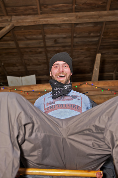 Frostburn 2013  In the Barn  Camp Kevin Brookville, PA