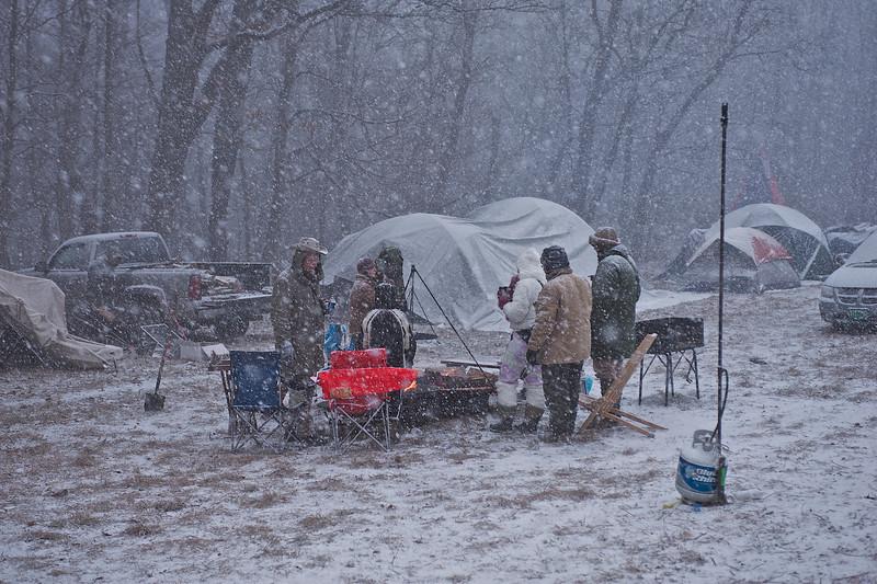 Frostburn 2013  at The Burley Ten-Pint Men  Camp Kevin Brookville, PA