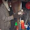 Frostburn 2013  White Dragon Noodle Bar  sunset noodle service  Camp Kevin Brookville, PA