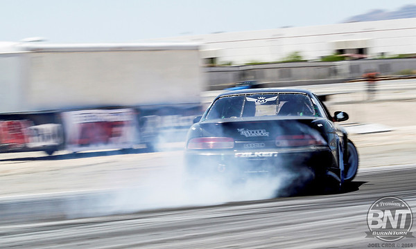 Photo by Joel Cada for VegasDrift + BurnNTurn.com