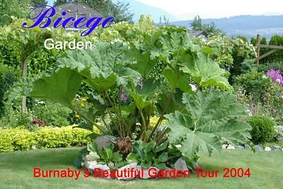 Bicego Garden