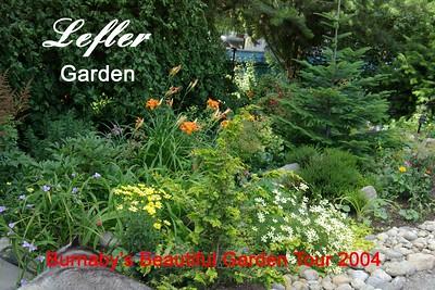 Lefler Garden