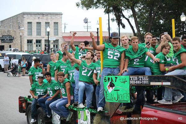 BHSF Homecoming Parade