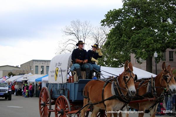 Bluebonnet Festival Parade 2018