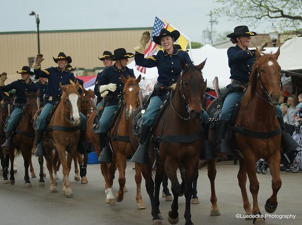 Bluebonnet Festival Parade