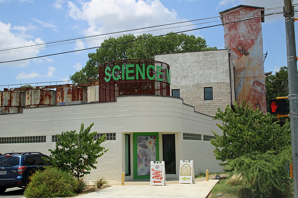 Johnson City Science Mill