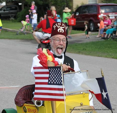 Oatmeal Festival Parade, Bertram TX