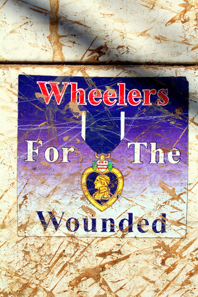 Wheelers for the Wounded