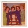 March 1972 - Jean Edelbach - Myrna McCann - Betty Eager - Ruth Whitaker - Marjorie Mickeley - Betty Wright