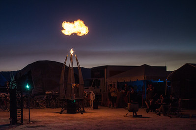 Burning Man Portfolio