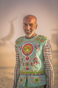 A Man of Fashion, Manish Arora