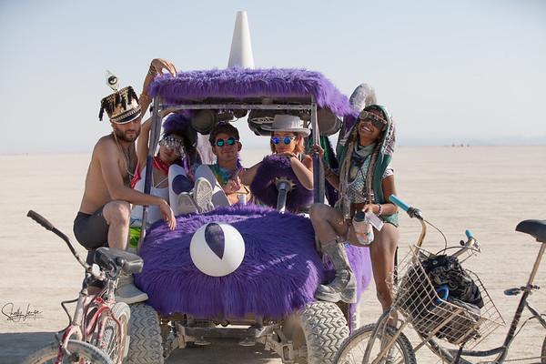 Burning Man   ~*~ People Of The Playa  ~*~