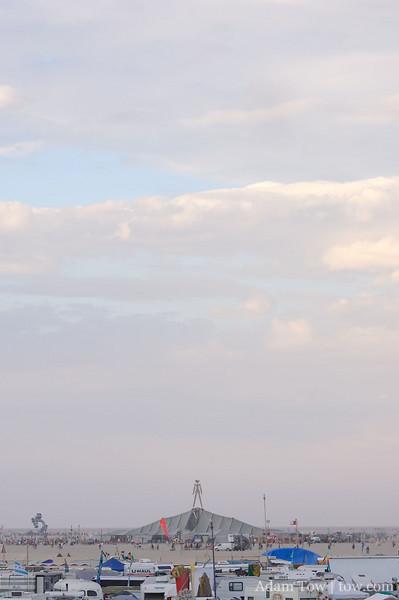 Sky and Man