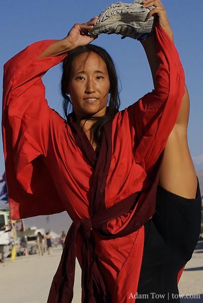 Flexible Rae