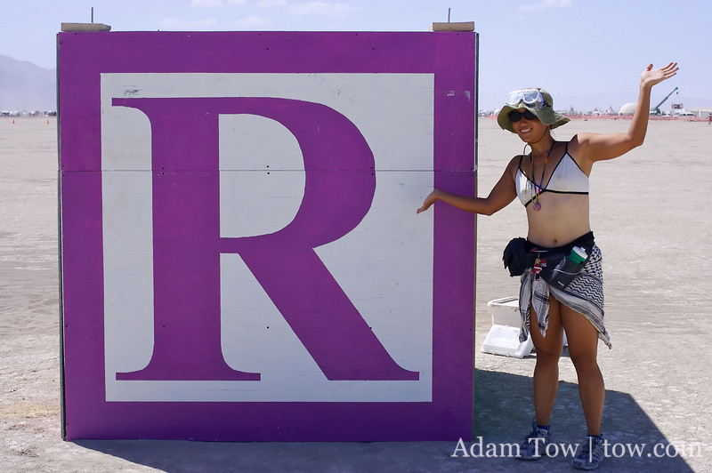 R is for Rae