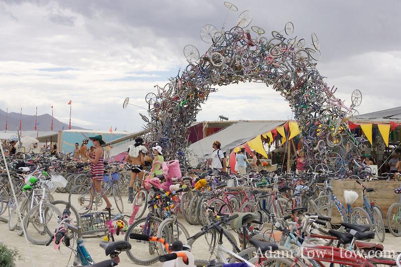 Bike arch