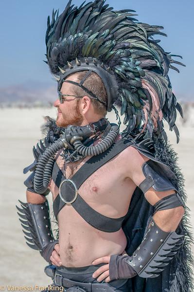 Jamen Percy legendary Burning Man photographer and participant