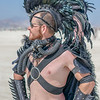 Jamen Percy legendary Burning Man photographer and participant