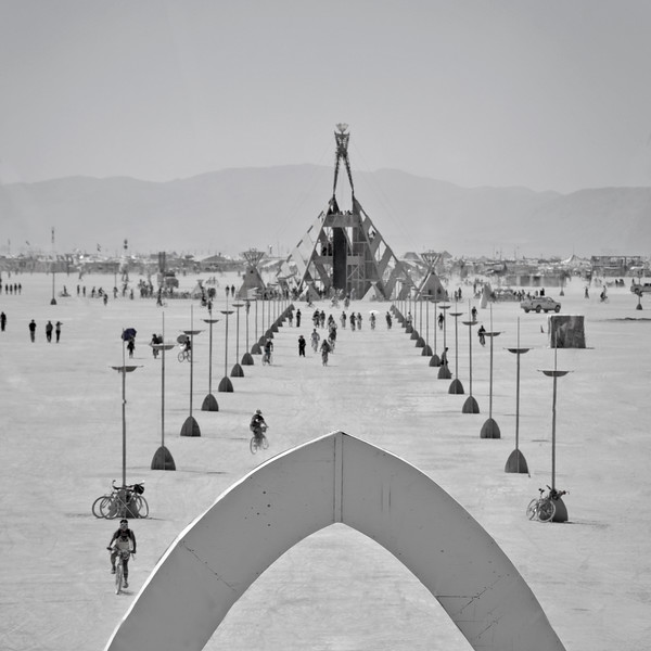 The view from the Temple