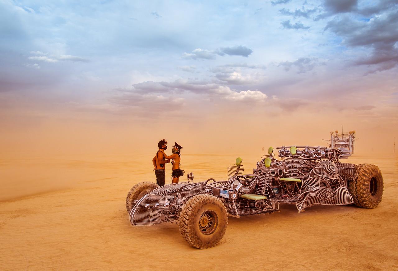 Mad Max's Ride