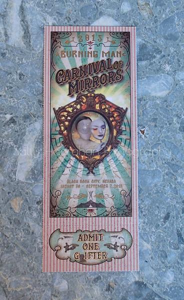 Carnival of Mirrors~Burning Man 2015