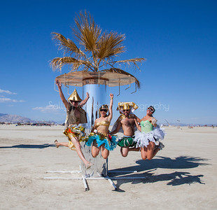 Image Oasis~Burning Man 2014