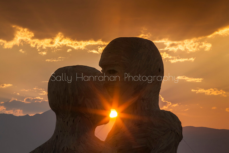 Embrace~Burning Man 2014