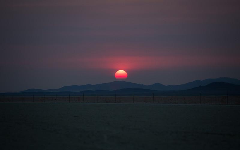 Acidic Sunrise