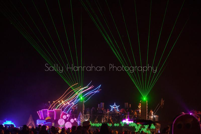 Dancin' ~ Burning Man 2015