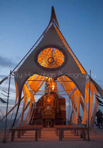 Praire Wind Chapel~Burning Man 2015