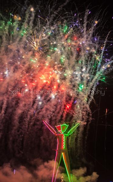 The Burn ~ Burning Man 2015