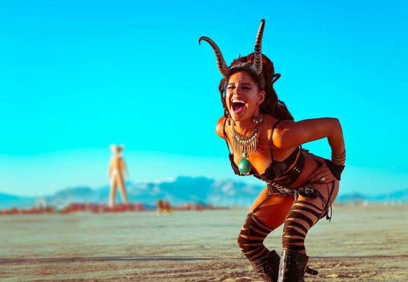 Firey Soul  |  Burning Man, Black Rock Desert