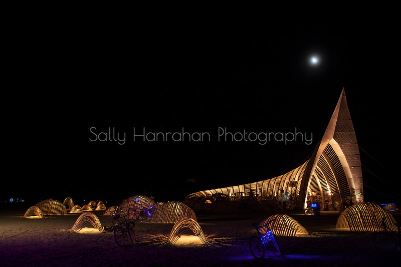 Temple of Promise~Burning Man 2015