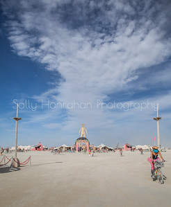 Carnival Of Mirrors~Burning Man 2015