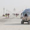 Burning Man 2014 Art Car