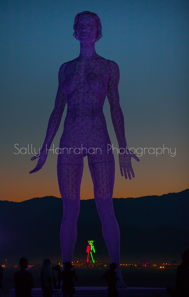 R-Evolution with The Man ~Burning Man 2015