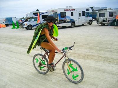 Burning Man GREEN 2007