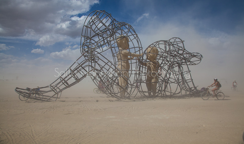 Love~Burning Man 2015